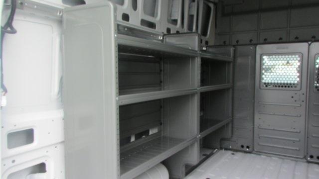2018 NV2500 High Roof 4x2,  Adrian Steel Base Shelving Upfitted Cargo Van #U816606 - photo 20