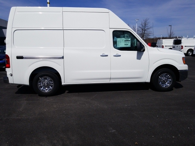 2018 NV2500 High Roof 4x2,  Empty Cargo Van #U816606 - photo 8