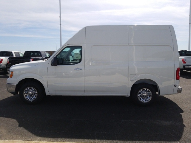 2018 NV2500 High Roof 4x2,  Empty Cargo Van #U816606 - photo 10
