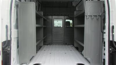 2018 NV2500 High Roof 4x2,  Adrian Steel Base Shelving Upfitted Cargo Van #U816606 - photo 2