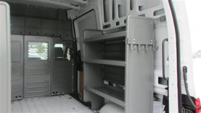 2018 NV2500 High Roof 4x2,  Adrian Steel Base Shelving Upfitted Cargo Van #U816606 - photo 19