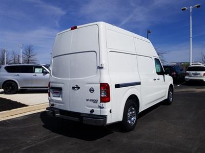2018 NV2500 High Roof 4x2,  Empty Cargo Van #U816606 - photo 7