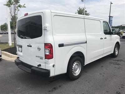 2018 NV2500 Standard Roof 4x2,  Adrian Steel Base Shelving Upfitted Cargo Van #U817802 - photo 4
