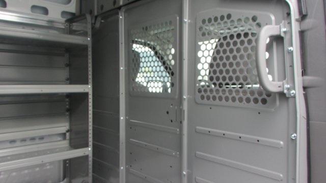 2018 NV2500 High Roof 4x2,  Adrian Steel Base Shelving Upfitted Cargo Van #U817836 - photo 13