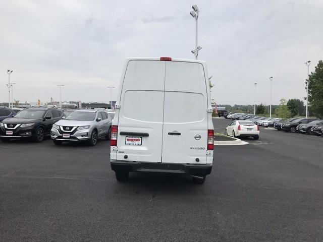 2018 NV2500 High Roof 4x2,  Adrian Steel Base Shelving Upfitted Cargo Van #U817836 - photo 6