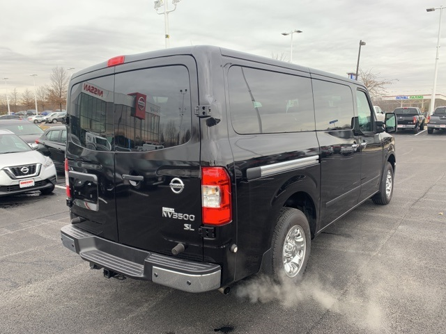2018 NV3500 Standard Roof 4x2,  Passenger Wagon #U850050 - photo 1