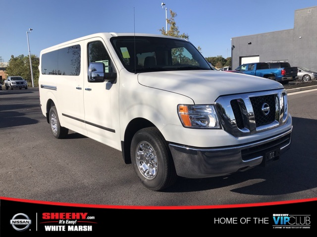2019 NV3500 Standard Roof 4x2,  Passenger Wagon #U850247 - photo 1