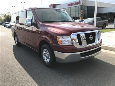 2020 Nissan NV3500 4x2, Passenger Wagon #U850448 - photo 1