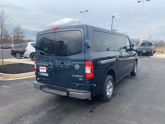 2019 NV3500 Standard Roof 4x2,  Passenger Wagon #U850837 - photo 2