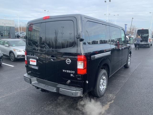 2019 NV3500 Standard Roof 4x2,  Passenger Wagon #U850877 - photo 1