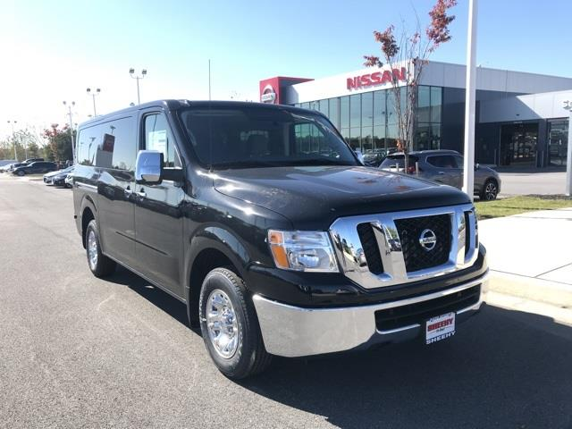2020 Nissan NV3500 4x2, Passenger Wagon #U851806 - photo 1