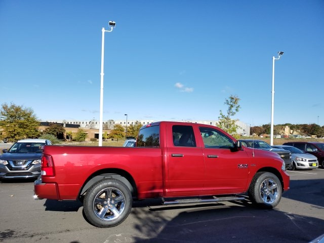 2015 Ram 1500 Quad Cab 4x4, Pickup #UGC4138B - photo 7