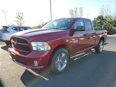 2015 Ram 1500 Quad Cab 4x4, Pickup #UGC4138B - photo 4