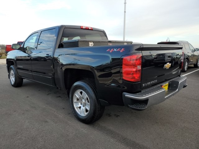 2018 Silverado 1500 Crew Cab 4x4, Pickup #UKP7710B - photo 6