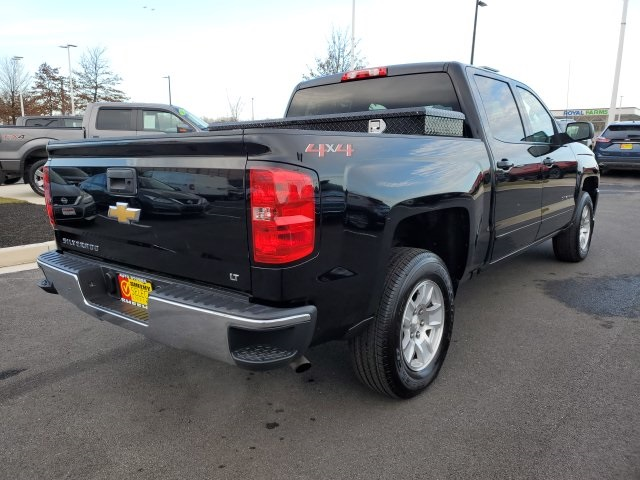 2018 Silverado 1500 Crew Cab 4x4, Pickup #UKP7710B - photo 2