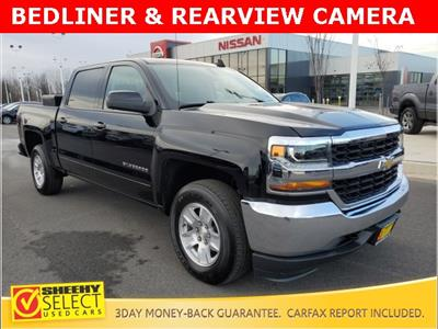 2018 Silverado 1500 Crew Cab 4x4, Pickup #UKP7710B - photo 1