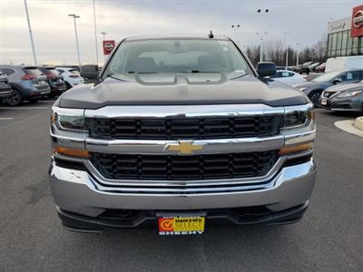 2018 Silverado 1500 Crew Cab 4x4, Pickup #UKP7710B - photo 3