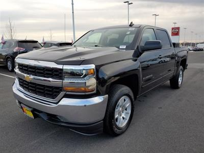 2018 Silverado 1500 Crew Cab 4x4, Pickup #UKP7710B - photo 4