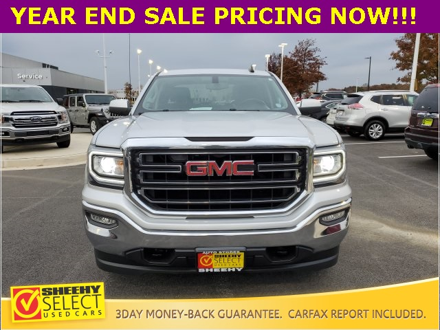 2016 Sierra 1500 Double Cab 4x4, Pickup #UP3279 - photo 3