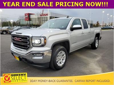 2016 Sierra 1500 Double Cab 4x4, Pickup #UP3279 - photo 4