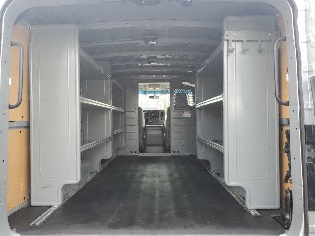 2012 NV2500 4x2, Adrian Steel Upfitted Cargo Van #UP3316A - photo 2