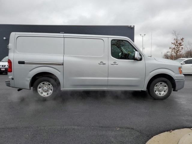 2012 NV2500 4x2, Adrian Steel Upfitted Cargo Van #UP3316A - photo 9