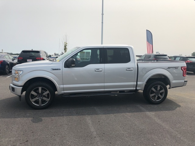 2017 Ford F-150 SuperCrew Cab 4x4, Pickup #UP3636 - photo 5