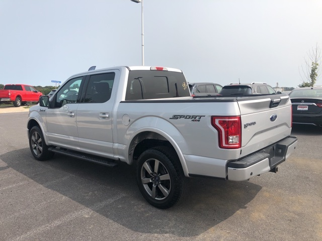 2017 Ford F-150 SuperCrew Cab 4x4, Pickup #UP3636 - photo 6