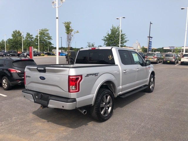 2017 Ford F-150 SuperCrew Cab 4x4, Pickup #UP3636 - photo 2