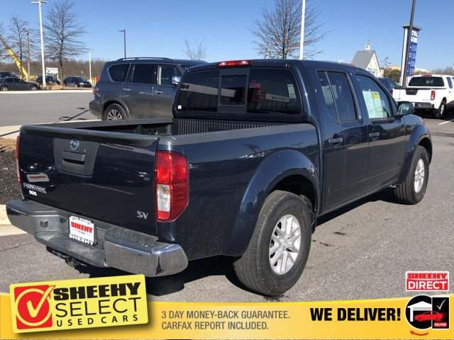 2019 Nissan Frontier Crew Cab 4x2, Pickup #UQR5777 - photo 1
