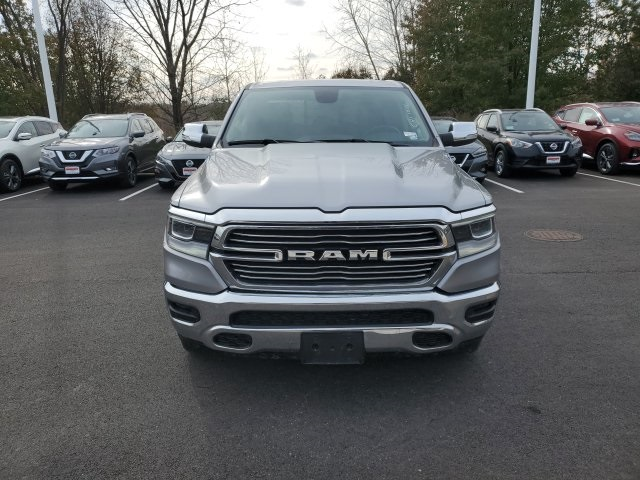 2019 Ram 1500 Quad Cab 4x4, Pickup #UR3305 - photo 3