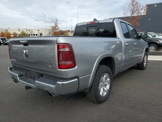 2019 Ram 1500 Quad Cab 4x4, Pickup #UR3305 - photo 2