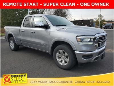 2019 Ram 1500 Quad Cab 4x4, Pickup #UR3305 - photo 1