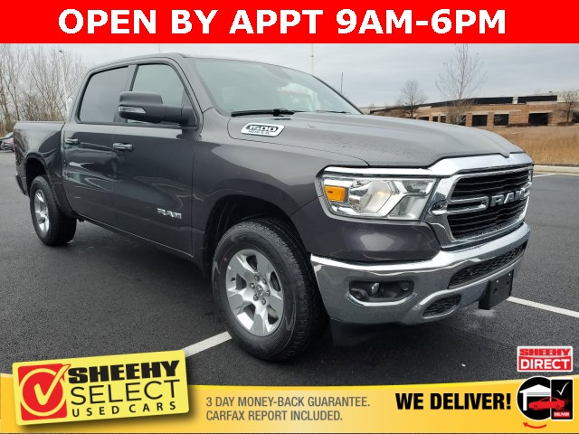 2019 Ram 1500 Crew Cab 4x4, Pickup #UR3407 - photo 1