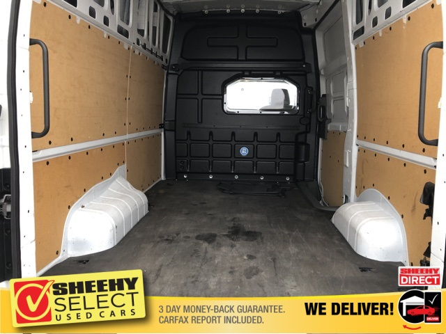 2018 Nissan NV2500 High Roof 4x2, Empty Cargo Van #UR3748V - photo 1