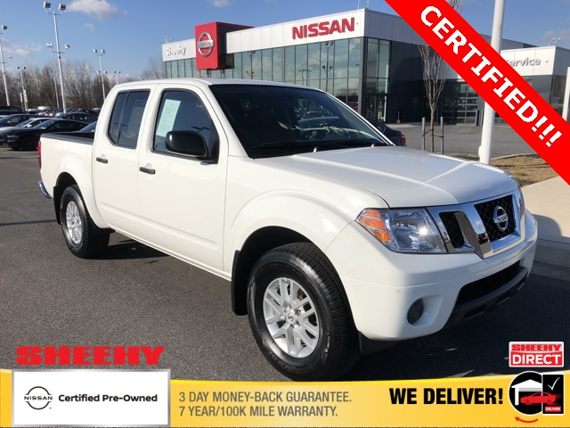 2019 Nissan Frontier Crew Cab 4x4, Pickup #UR3752 - photo 1