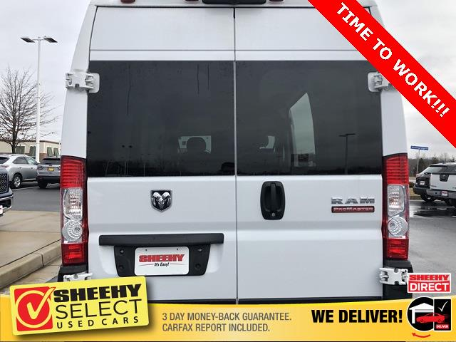 2020 Ram ProMaster 1500 High Roof FWD, Empty Cargo Van #UR3806 - photo 13