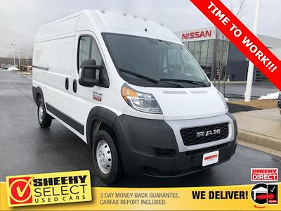 2020 Ram ProMaster 1500 High Roof FWD, Empty Cargo Van #UR3806 - photo 1