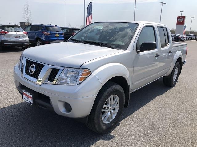 2020 Nissan Frontier Crew Cab 4x4, Pickup #UR3843V - photo 5