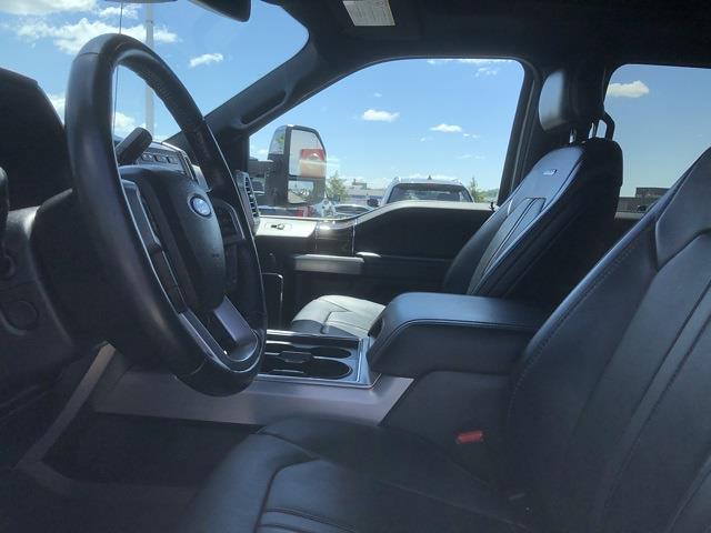 2017 Ford F-350 Crew Cab 4x4, Pickup #UZ4013 - photo 11