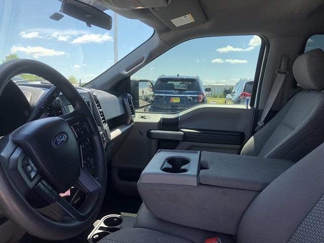 2018 Ford F-150 SuperCrew Cab 4x4, Pickup #UZ4019 - photo 11