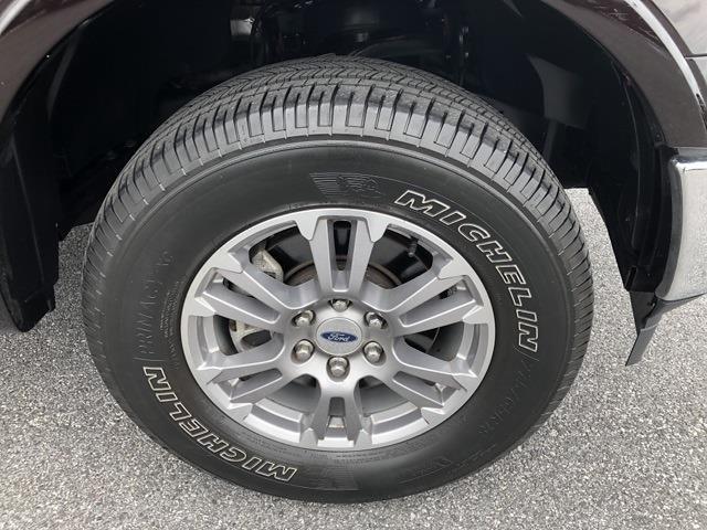 2018 F-150 SuperCrew Cab 4x4,  Pickup #UZ5091 - photo 8