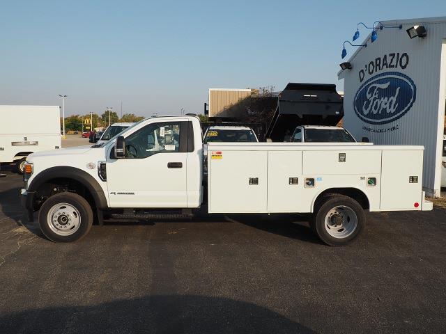 2020 Ford F-550 Regular Cab DRW 4x4, Reading Service Body #D20352 - photo 1