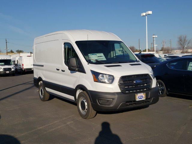 2020 Ford Transit 250 Med Roof RWD, Empty Cargo Van #201368 - photo 1