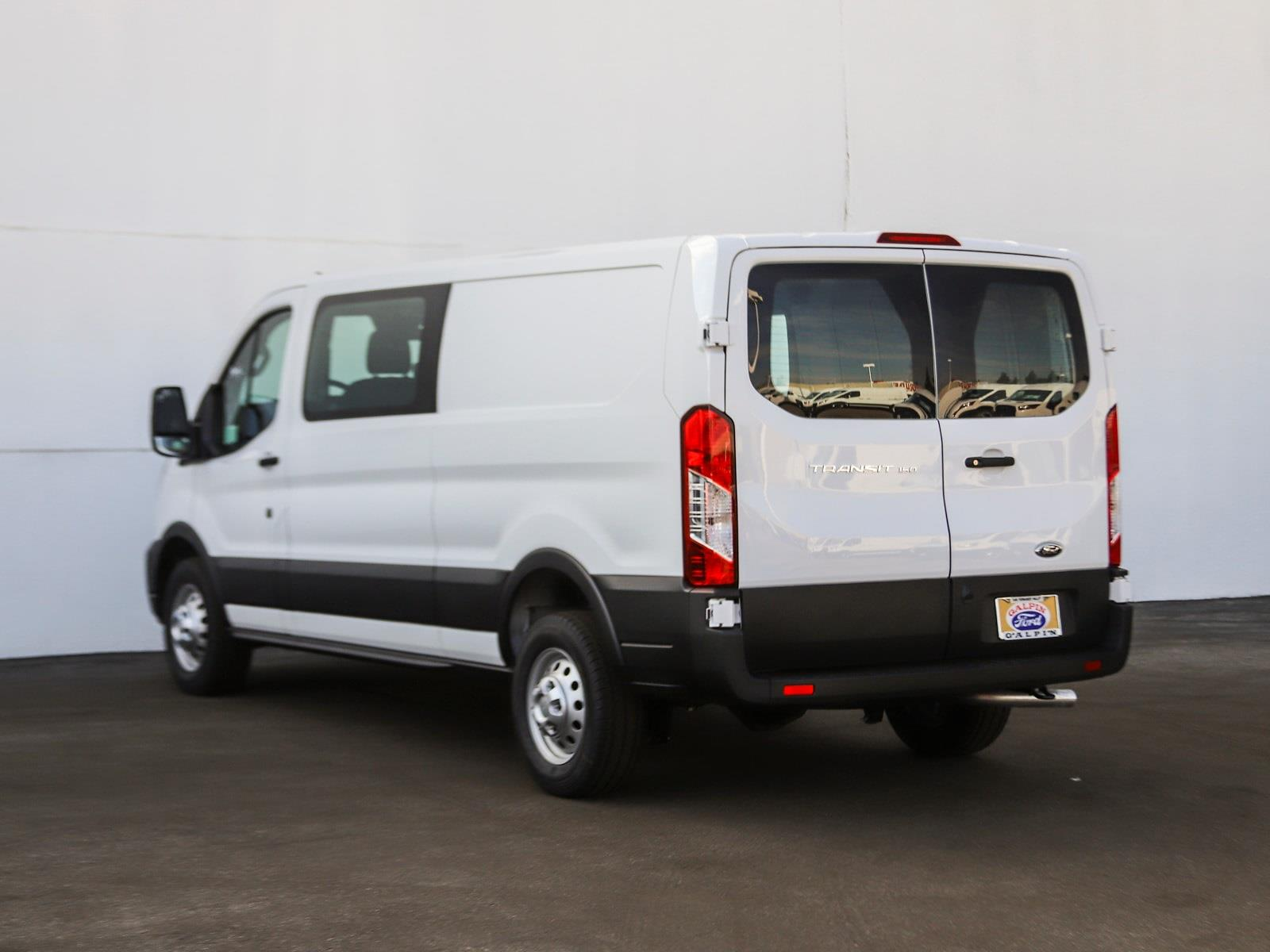 2021 Ford Transit 150 Low Roof 4x2, Crew Van #210755 - photo 1