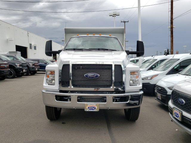 2019 F-650 Regular Cab DRW 4x2, Scelzi Dump Body #E195741 - photo 3