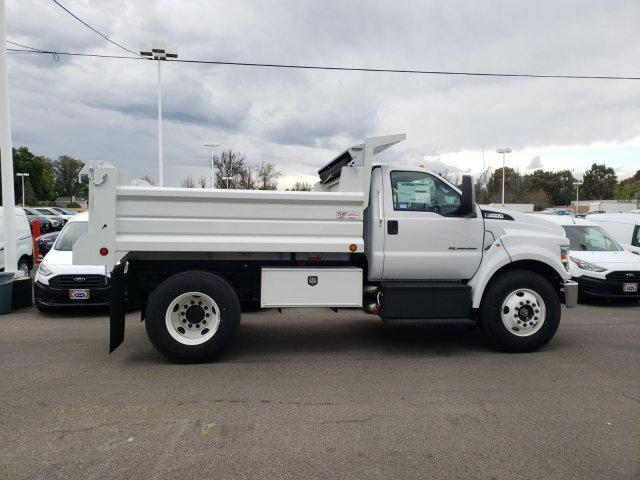 2019 F-650 Regular Cab DRW 4x2, Scelzi Dump Body #E195741 - photo 4