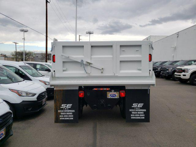 2019 F-650 Regular Cab DRW 4x2, Scelzi Dump Body #E195741 - photo 7