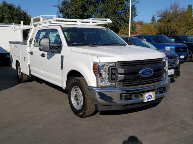 2019 F-250 Crew Cab 4x2, Harbor Service Body #E196450 - photo 1