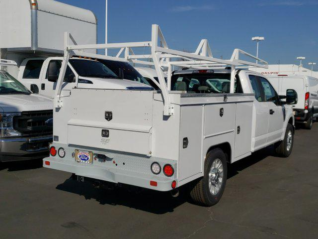 2020 Ford F-250 Super Cab 4x2, Scelzi Service Body #E201685 - photo 1